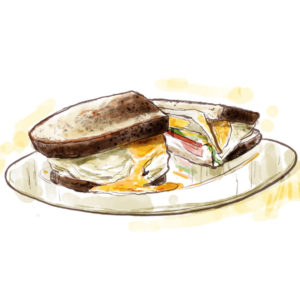 Gail Simmons Ultimate Breakfast Sandwich