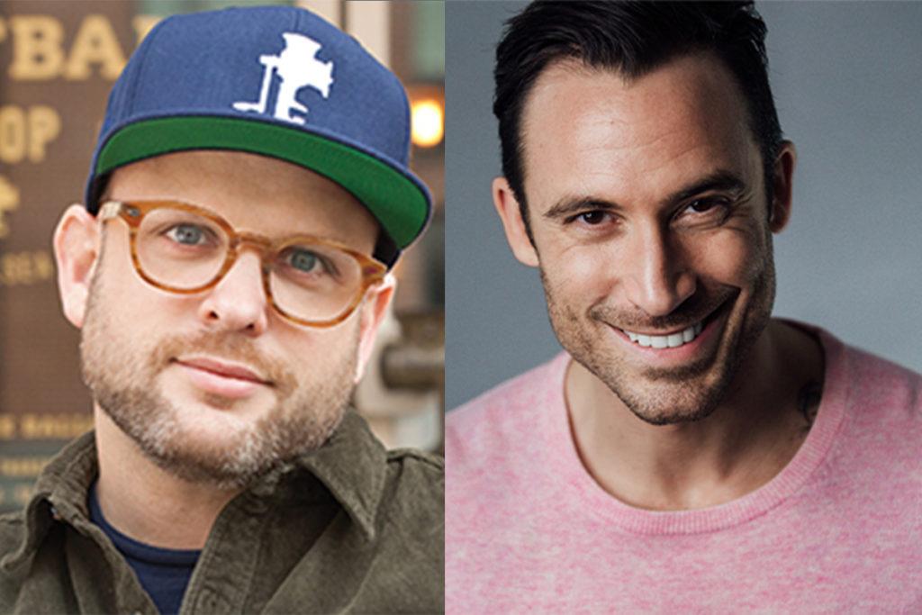 Daniel Holzman + Michael Chernow